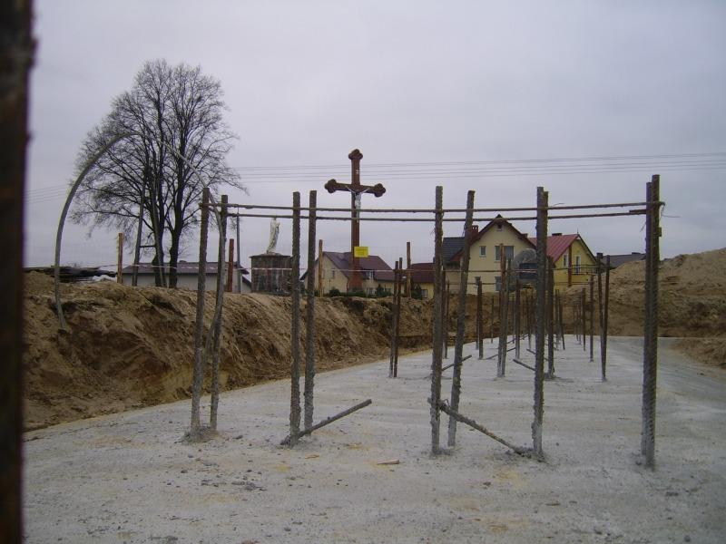 Read more about the article Budowa Kościoła 2007